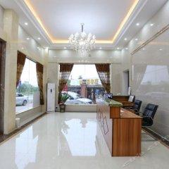 Отель Shanqing Shuixiu Inn интерьер отеля