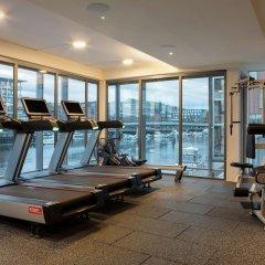 Отель Scandic Nidelven Норвегия, Тронхейм - отзывы, цены и фото номеров - забронировать отель Scandic Nidelven онлайн фитнесс-зал
