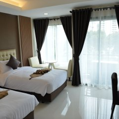 Picnic Hotel Bangkok комната для гостей