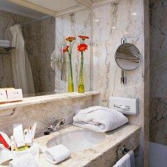 Отель Eurostars Hotel Real Испания, Сантандер - отзывы, цены и фото номеров - забронировать отель Eurostars Hotel Real онлайн ванная