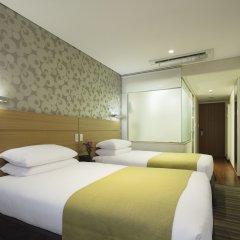 Отель Nine Tree Hotel Myeong-dong Южная Корея, Сеул - отзывы, цены и фото номеров - забронировать отель Nine Tree Hotel Myeong-dong онлайн комната для гостей фото 4