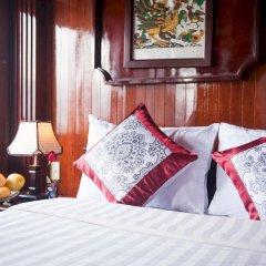 Отель Halong Scorpion Cruise комната для гостей фото 4