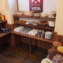 Отель Residence Vysta Чехия, Прага - 2 отзыва об отеле, цены и фото номеров - забронировать отель Residence Vysta онлайн питание