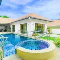 Отель Villa Tortuga Pattaya балкон