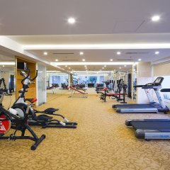 Отель Dendro Gold Нячанг фитнесс-зал фото 2