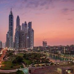 Radisson Blu Hotel, Dubai Media City городской автобус