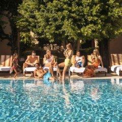 Moda Beach Hotel Турция, Мармарис - отзывы, цены и фото номеров - забронировать отель Moda Beach Hotel онлайн бассейн