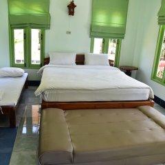 Отель Imsook Resort Таиланд, Пак-Нам-Пран - отзывы, цены и фото номеров - забронировать отель Imsook Resort онлайн комната для гостей фото 4