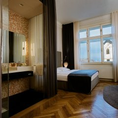 Small Luxury Hotel Altstadt Vienna комната для гостей фото 4