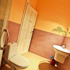 Отель Poco Loco Hostel Польша, Познань - отзывы, цены и фото номеров - забронировать отель Poco Loco Hostel онлайн ванная фото 2
