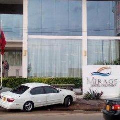 Отель Mirage Hotel Colombo Шри-Ланка, Коломбо - отзывы, цены и фото номеров - забронировать отель Mirage Hotel Colombo онлайн парковка