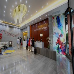 TIE LV Holiday Hotel интерьер отеля