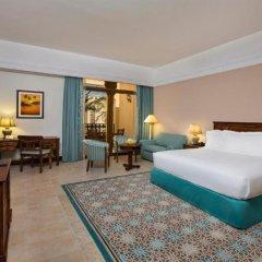 Отель Hilton Al Hamra Beach & Golf Resort удобства в номере