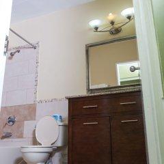 Отель The Cardiff Hotel & Spa Ямайка, Ранавей-Бей - отзывы, цены и фото номеров - забронировать отель The Cardiff Hotel & Spa онлайн ванная
