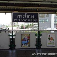 S7 Hostel Бангкок городской автобус
