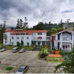 Graceful Sapa Hotel парковка