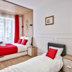 Отель 81 - Paris Luxe Sebastopol комната для гостей фото 5