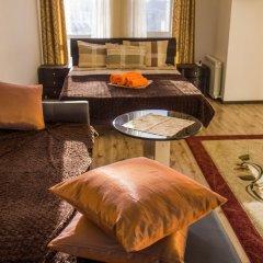 Мини-отель Папайя Парк комната для гостей фото 11