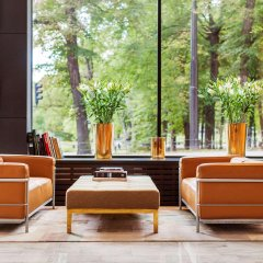 Elite Eden Park Hotel интерьер отеля