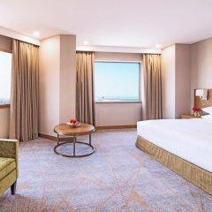 Отель Hyatt Regency Galleria Residence Dubai комната для гостей фото 3