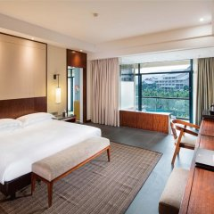 Отель Hilton Sanya Yalong Bay Resort & Spa комната для гостей фото 5