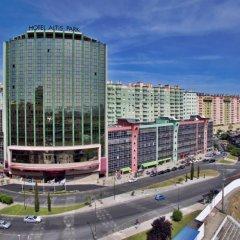 Отель Ramada by Wyndham Lisbon спортивное сооружение