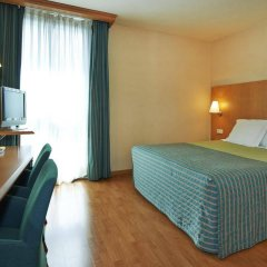 Отель NH Porta Barcelona комната для гостей фото 5