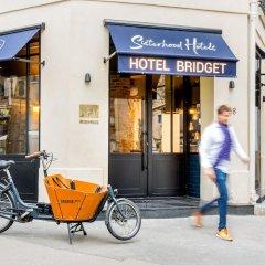 Hotel Bridget Париж городской автобус