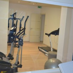 Hotel Fanat фитнесс-зал фото 3