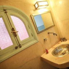 Отель Maison d'Hôtes Dar Farhana Марокко, Уарзазат - отзывы, цены и фото номеров - забронировать отель Maison d'Hôtes Dar Farhana онлайн ванная фото 2