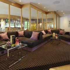 Van Der Valk Hotel Charleroi Airport интерьер отеля