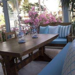 Mavi Beyaz Hotel Beach Club Силифке питание фото 3