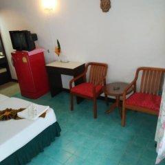 Отель Karon View Resort Phuket 3* Бунгало разные типы кроватей