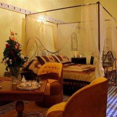 Отель Riad Youssef Марокко, Фес - отзывы, цены и фото номеров - забронировать отель Riad Youssef онлайн комната для гостей фото 5