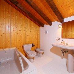 Отель Les Cèdres Нендаз ванная фото 2