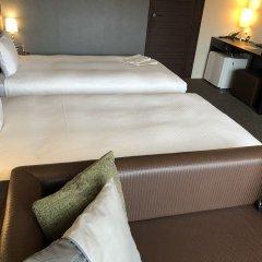 Отель Candeo Hakata Terrace Фукуока сейф в номере