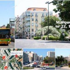 Marquês Soul - Hostel Лиссабон парковка