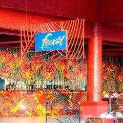 Отель Sheraton Fiji Resort Фиджи, Вити-Леву - отзывы, цены и фото номеров - забронировать отель Sheraton Fiji Resort онлайн интерьер отеля фото 2