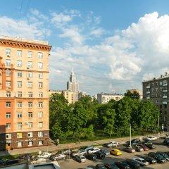 Гостиница MaxRealty24 Leningradskiy prospekt 77 парковка