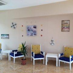 Отель Happy Sunny Beach Болгария, Солнечный берег - отзывы, цены и фото номеров - забронировать отель Happy Sunny Beach онлайн интерьер отеля фото 2
