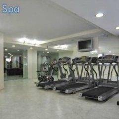 Adela Турция, Стамбул - отзывы, цены и фото номеров - забронировать отель Adela онлайн фитнесс-зал фото 2