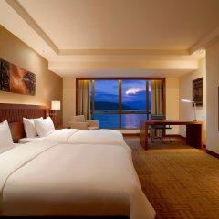 Отель Hyatt Regency Kinabalu Малайзия, Кота-Кинабалу - отзывы, цены и фото номеров - забронировать отель Hyatt Regency Kinabalu онлайн комната для гостей фото 4