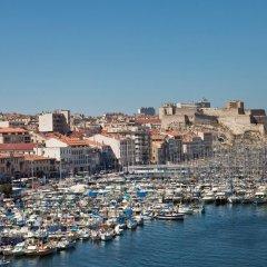 Отель Escale Oceania Marseille Марсель фото 4
