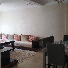 Отель Appartement au cœur de rabat Марокко, Рабат - отзывы, цены и фото номеров - забронировать отель Appartement au cœur de rabat онлайн комната для гостей фото 4