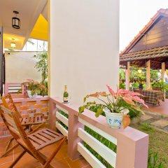 Отель Do River Homestay балкон
