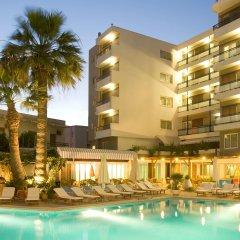 Best Western Hotel Plaza бассейн