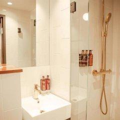Отель Clarion Hotel Amaranten Швеция, Стокгольм - 2 отзыва об отеле, цены и фото номеров - забронировать отель Clarion Hotel Amaranten онлайн ванная