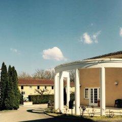 Отель Kyriad Cahors парковка