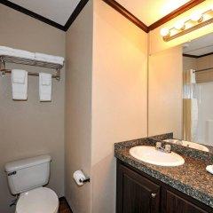 Instalodge Hotel And Suites ванная