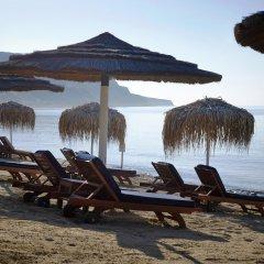 Отель Columbia Beach Resort пляж фото 2